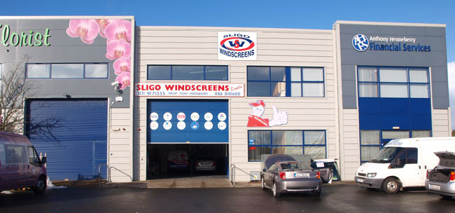 Sligo Windscreens Premises